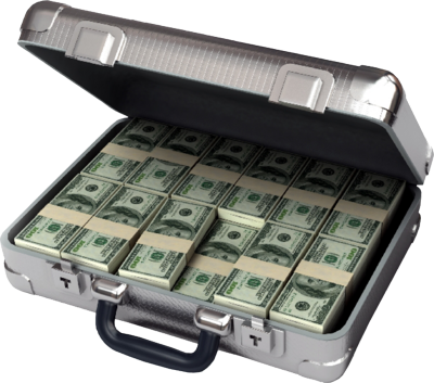 Briefcase of money png. Google image result for
