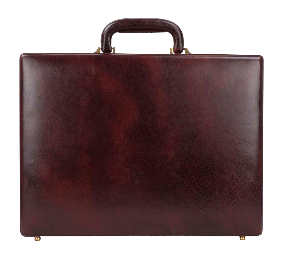 Briefcase sign png. Leather image purepng free