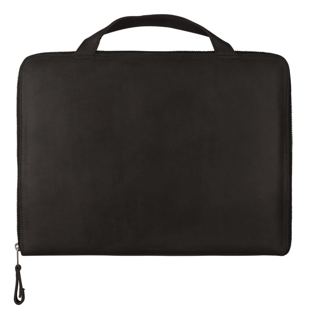 Briefcase transparent clear. The leather quint a