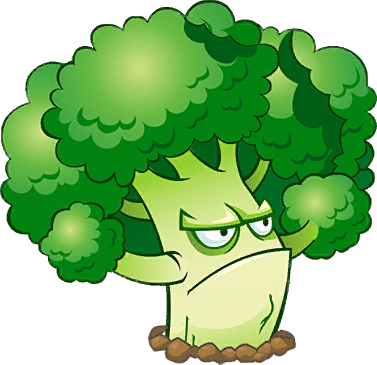 Broccoli cartoon png