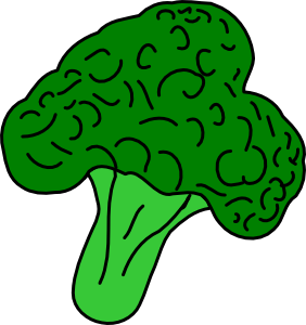 Broccoli clipart svg. Clip art at clker