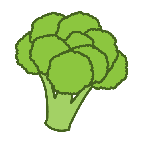 broccoli clipart vegatable
