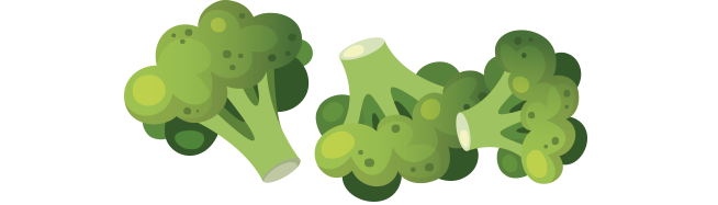 Broccoli clipart cooked. Build a baker cup