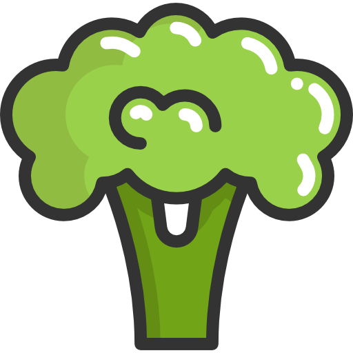 Broccoli clipart useful food. Healthy at getdrawings com