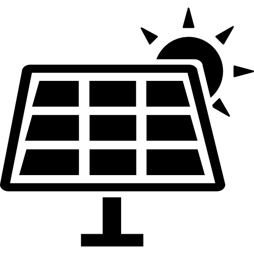 Environment vector solar energy. Powered icons free download