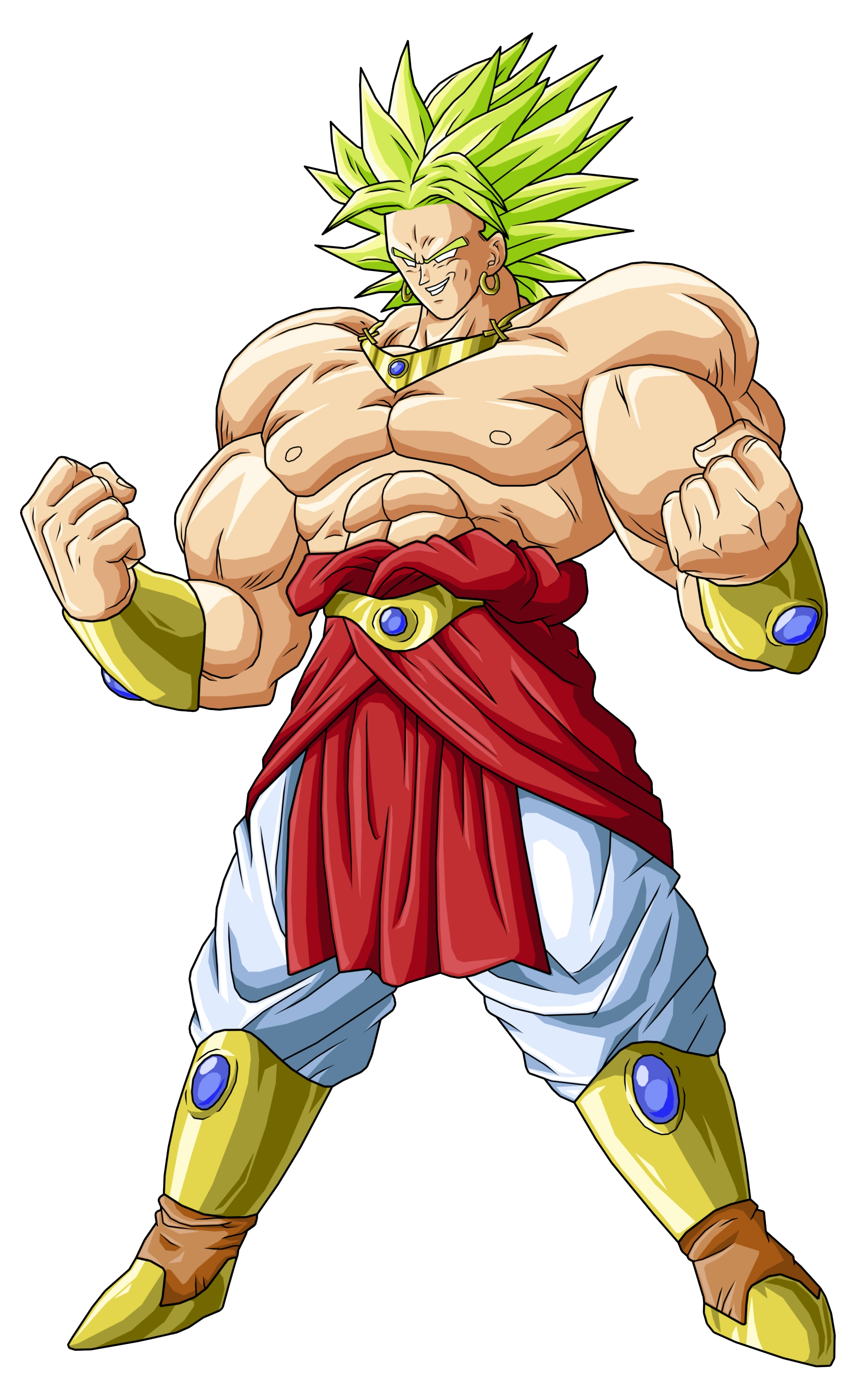Broly dragon ball png. Image lssj power levels