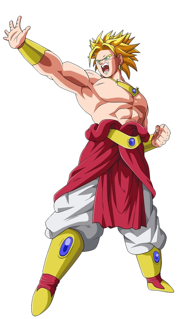 broly normal png