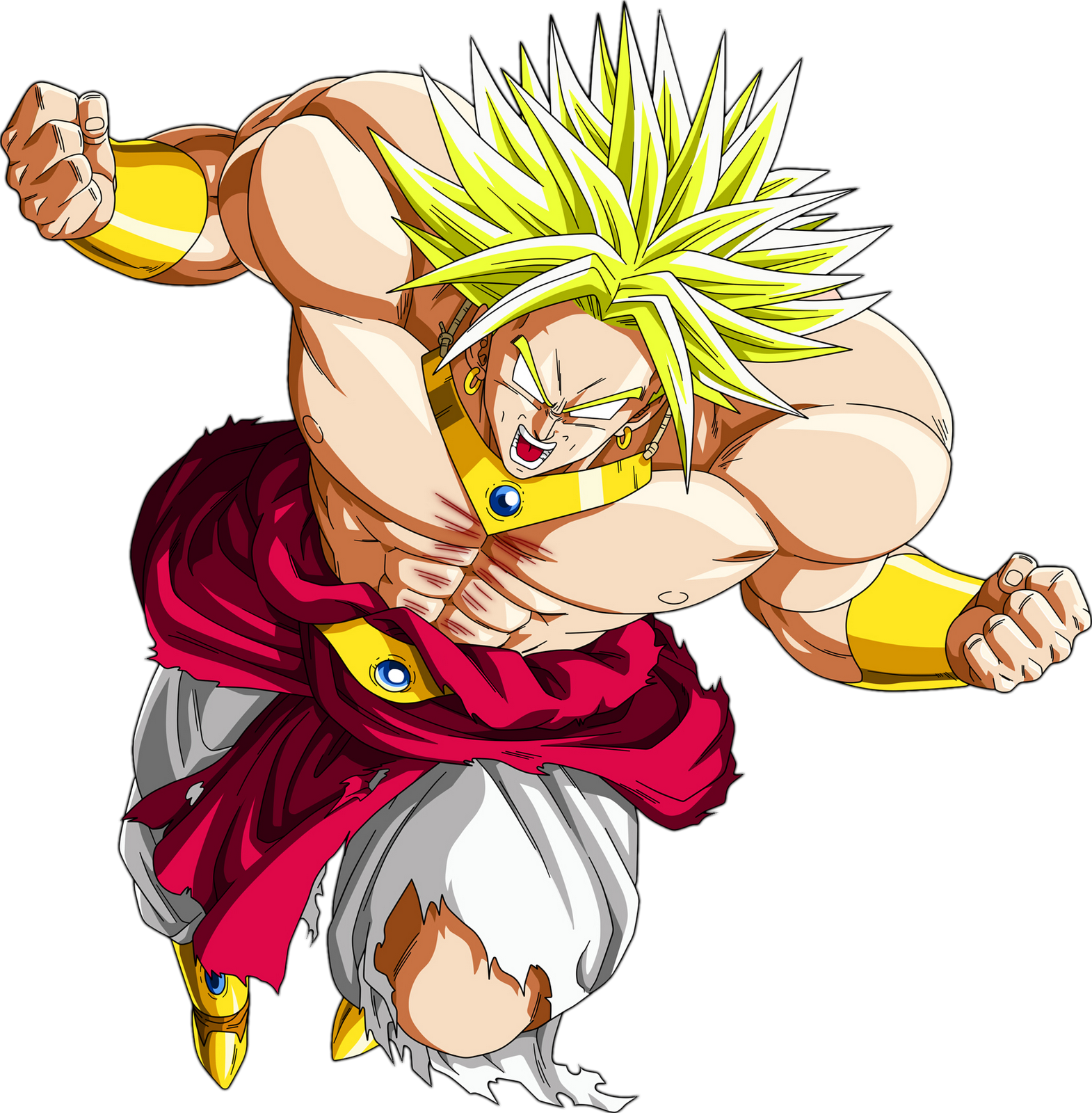 Broly dragon ball png. Image lss power levels