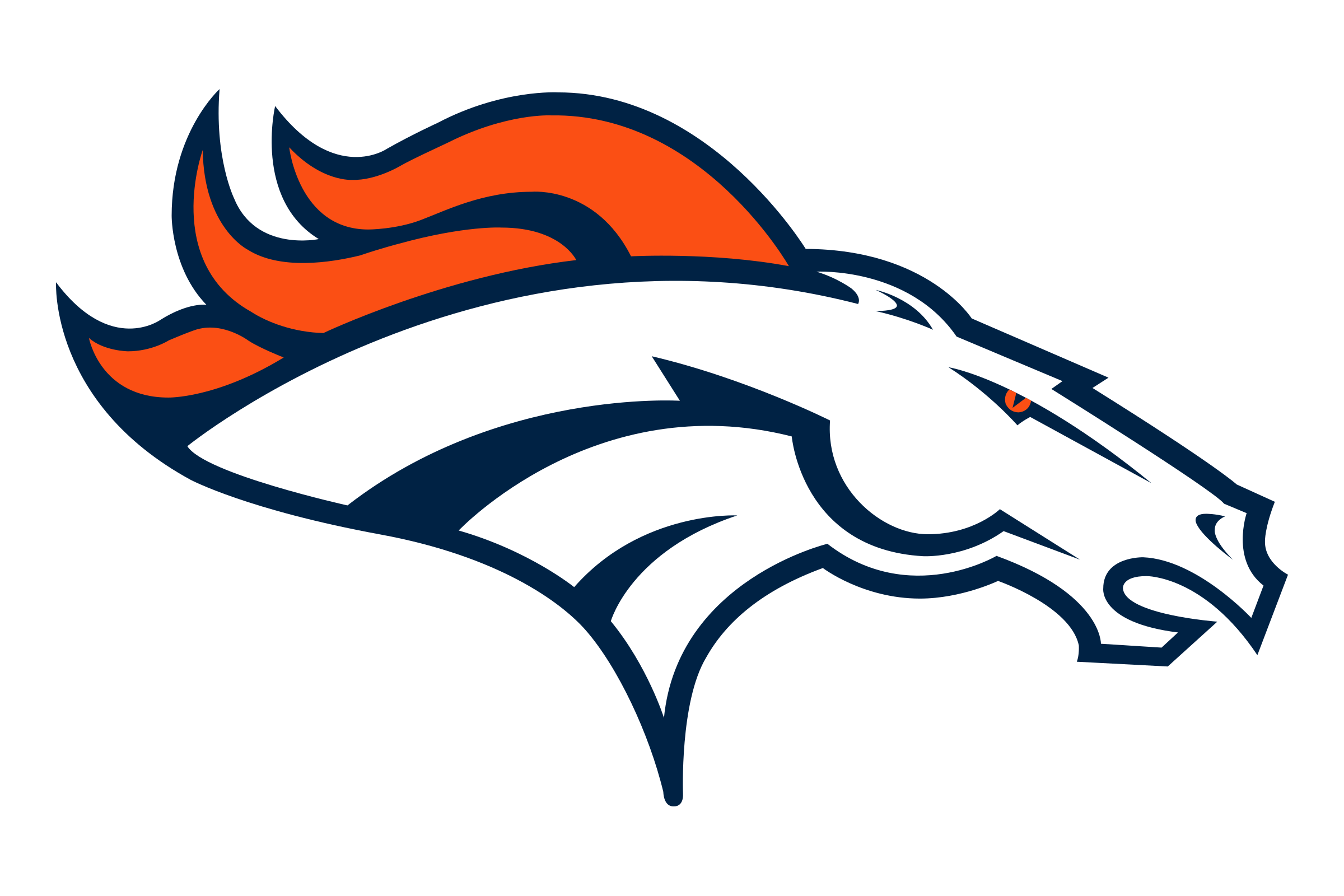 Broncos logo png. Denver transparent svg vector