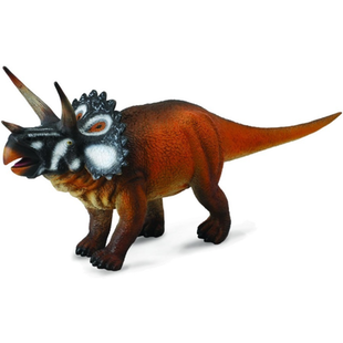 Brontosaurus drawing collecta. Figures triceratops deluxe scale