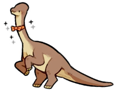 Brontosaurus Drawing Cute Transparent Png Clipart Free Download