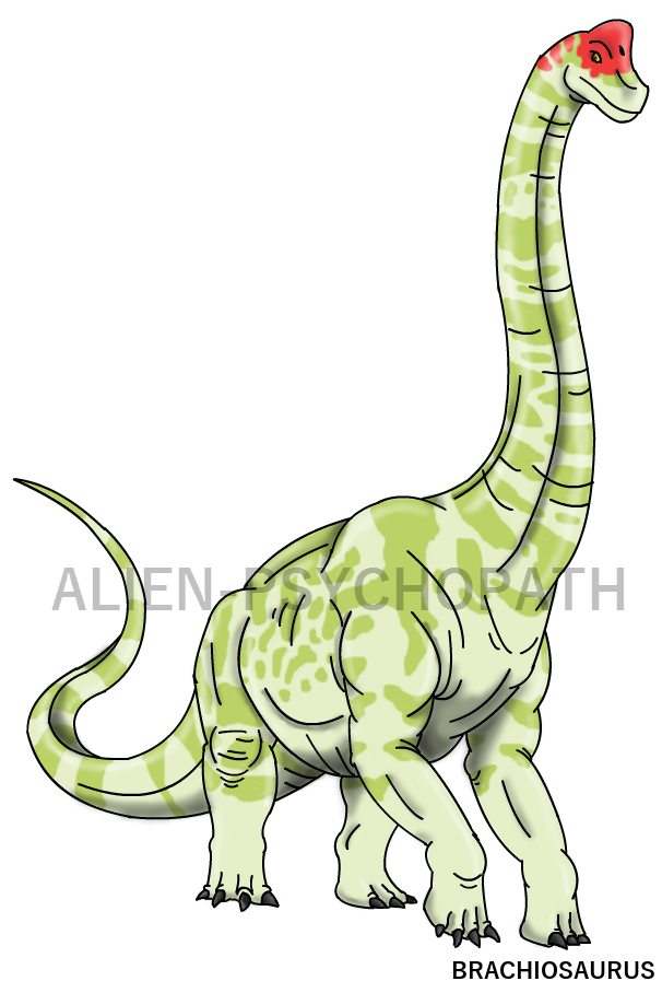 Brontosaurus drawing jurassic world. Brachiosaurus at getdrawings com