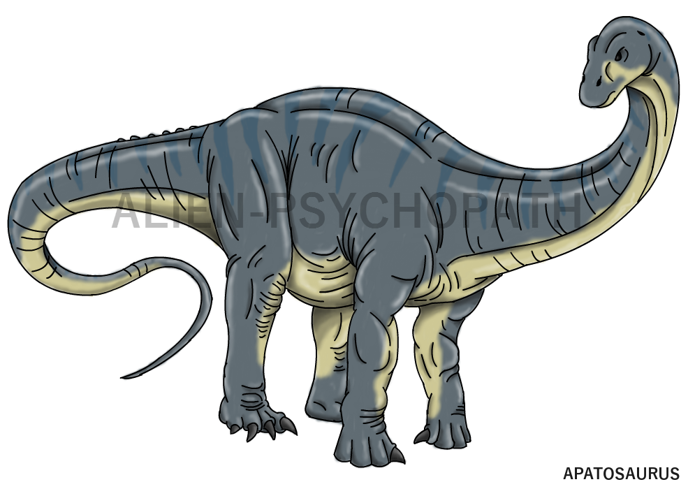 Brontosaurus drawing jurassic world. Deviantart