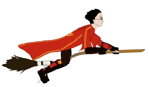 Broom clipart harry potter. Png mart