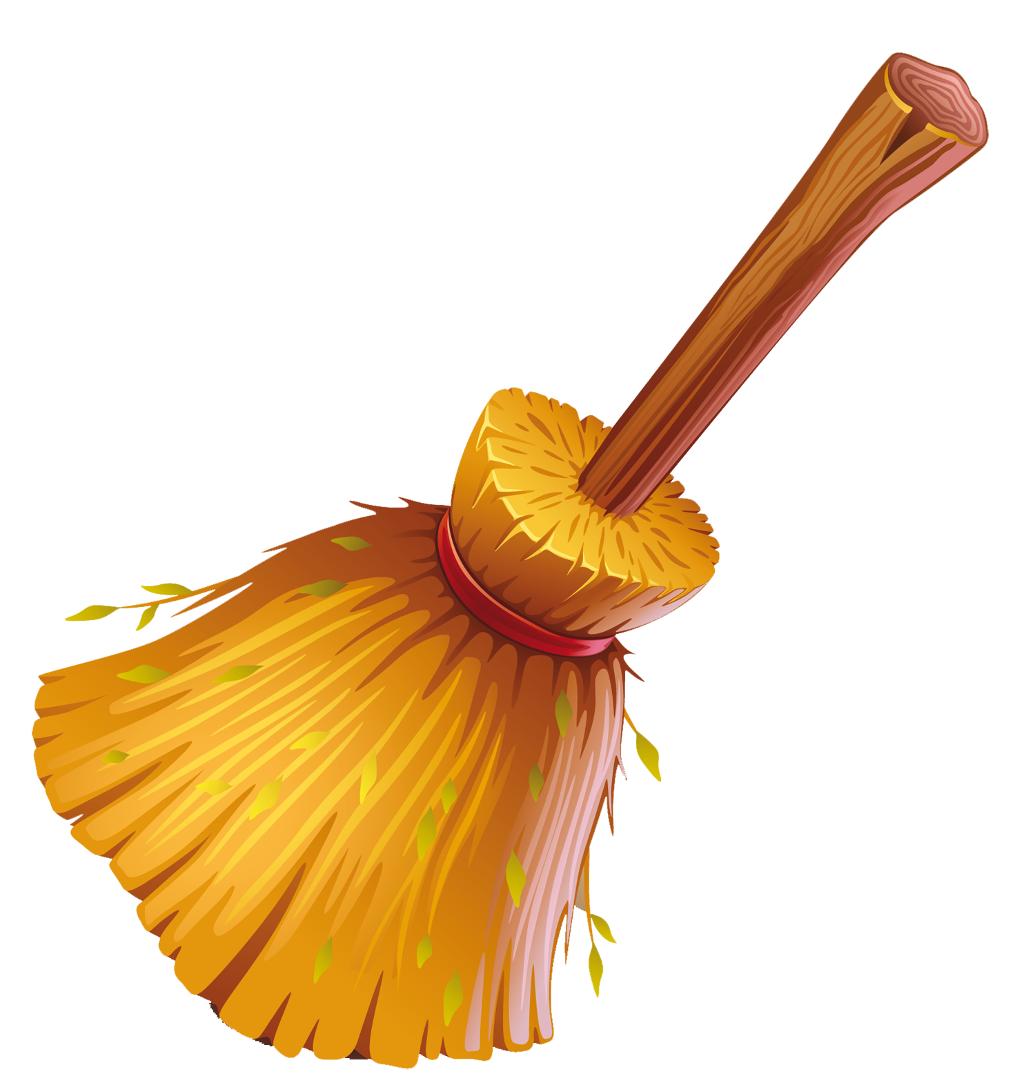 Broom clipart sweeping broom. Witch png gallery yopriceville