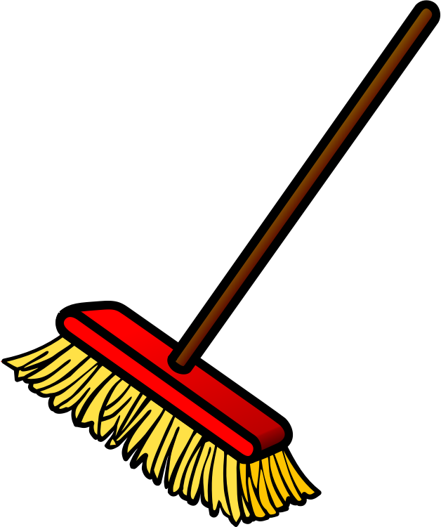 Broom clipart png. Collection of high