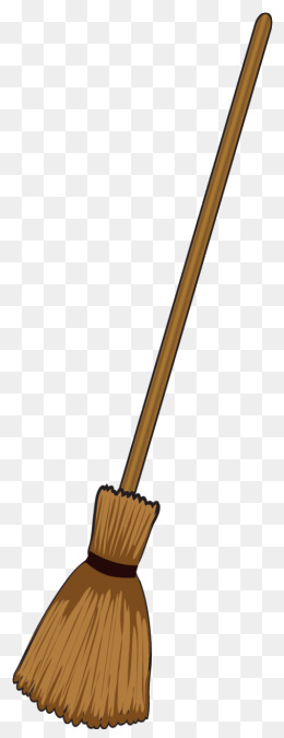 Broom clipart sweeping broom. Png images vectors and