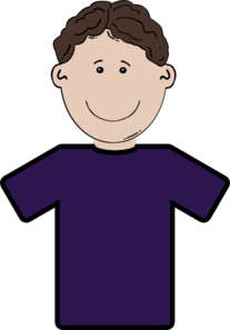 Brothers clipart friendly person. Brother clip art at