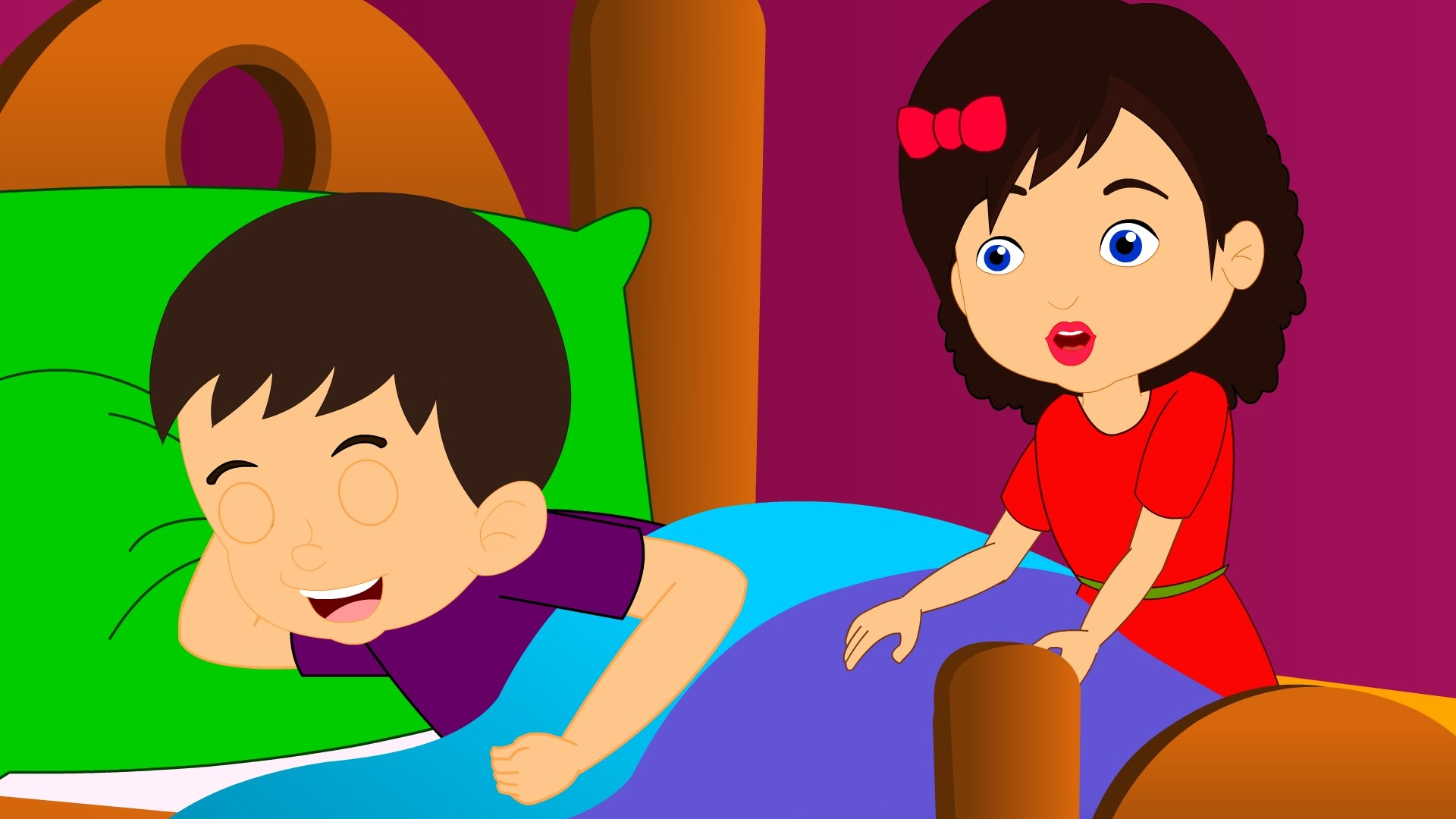 Brother clipart animated. Are you sleeping john