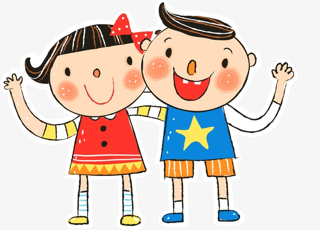 Brothers clipart friendly person. Child both treasure brother
