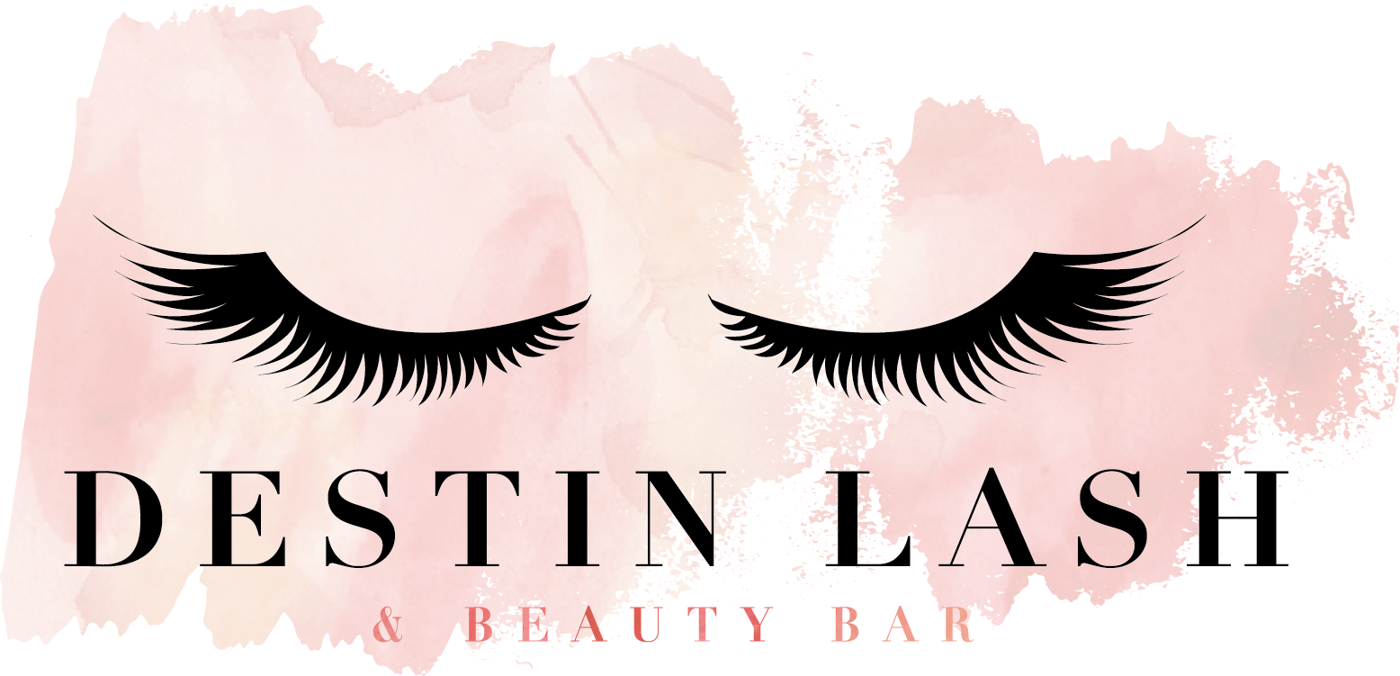 Brow and lashes template png for business cards. Home destin lash beauty