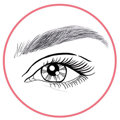 Brow drawing. Benefit collection feelunique com