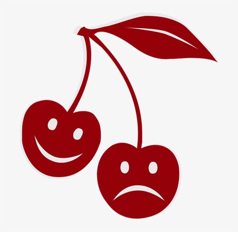 Brown cherry. Cupcake clipart png sad