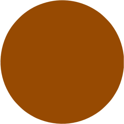 Brown circle png. Icon free shape icons