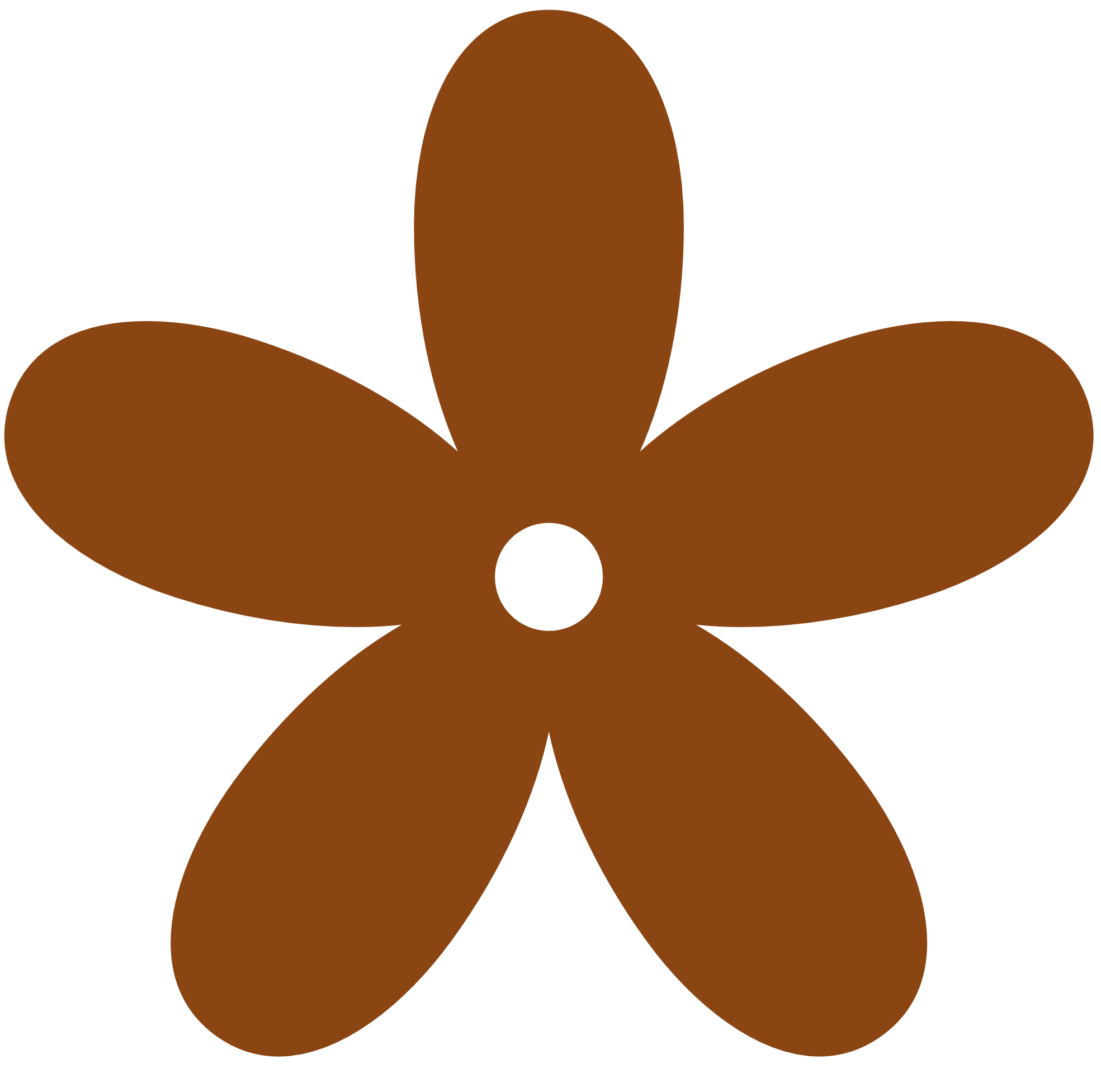 Brown clipart brown object. Color panda free images