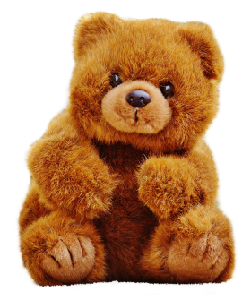 Brown clipart brown object. Teddy bear pinterest and