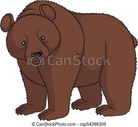 Brown clipart brown object. Color image of a picture freeuse library