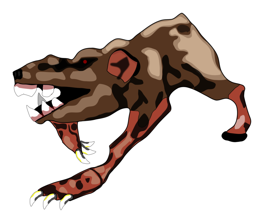 Brown clipart brown rat. Laboratory mouse rodent black