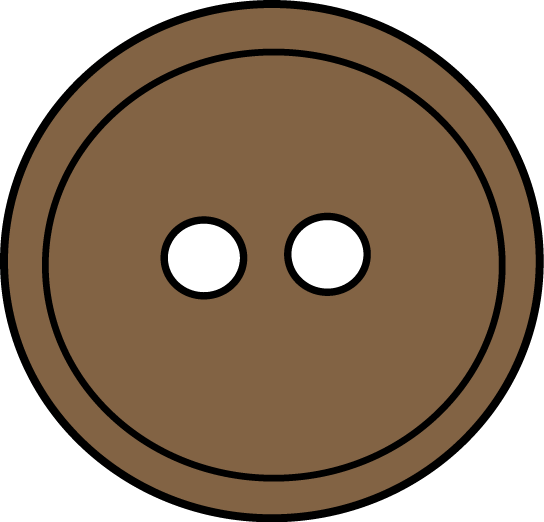Brown art image clipart. Clip button png freeuse library
