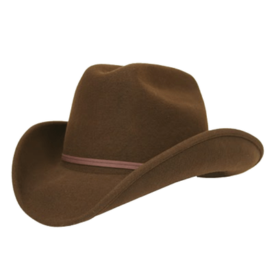 Brown cowboy hat png. Flet transparent stickpng