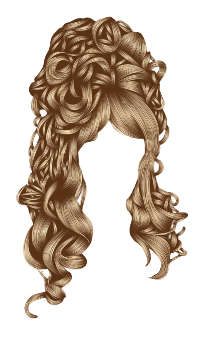 Brown curly hair png. Images women and men