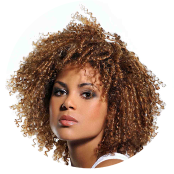 Brown curly hair png. Download afro free transparent