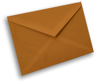 Envelope transparent brown. Hd png images pluspng