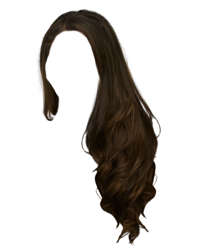 Brown hair transparent png. Download hairstyles free image