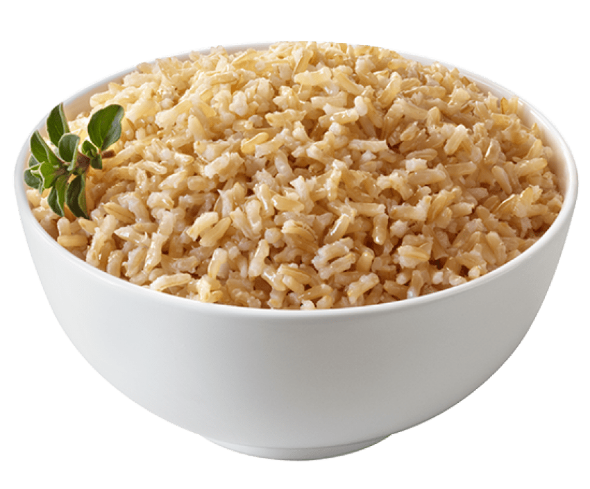 Brown rice png. Picture arts