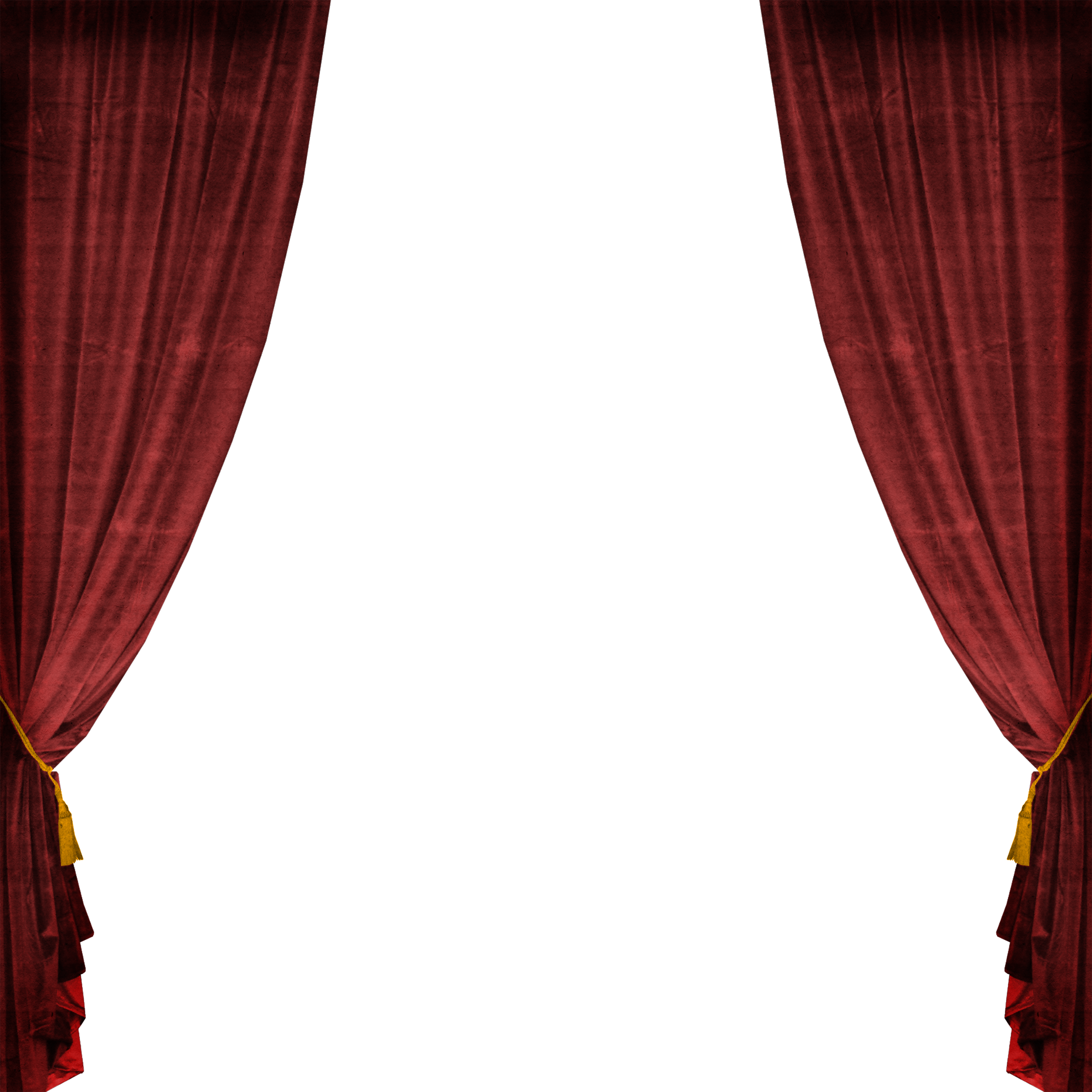 Brown stage curtains png. Images free download