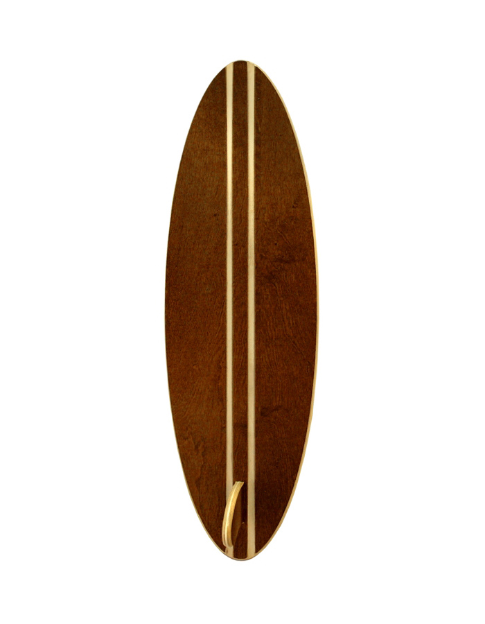 Brown surfboard. Free picture of a