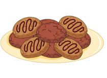 Cookie clipart coockie. Search results for chocolate