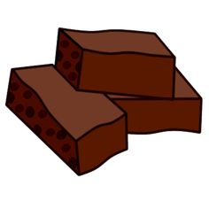 Brownies clipart. Google search logo pinterest