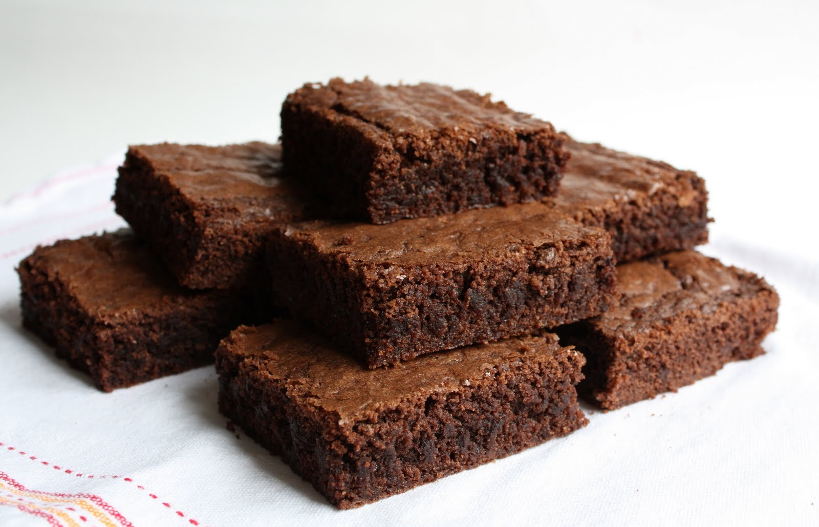 brownies clipart american chocolate