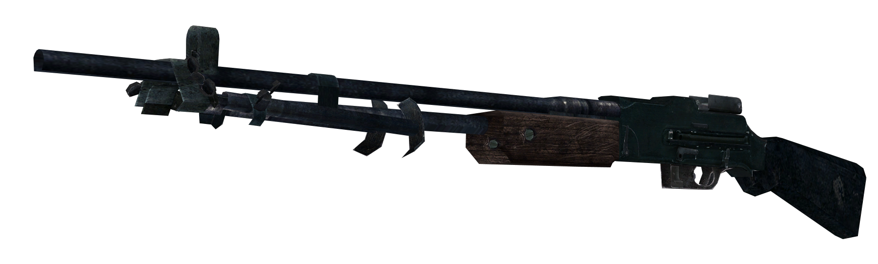 Browning automatic rifle png. Image bar model cod