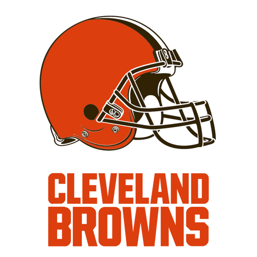 Browns helmet png. Cleveland american football transparent