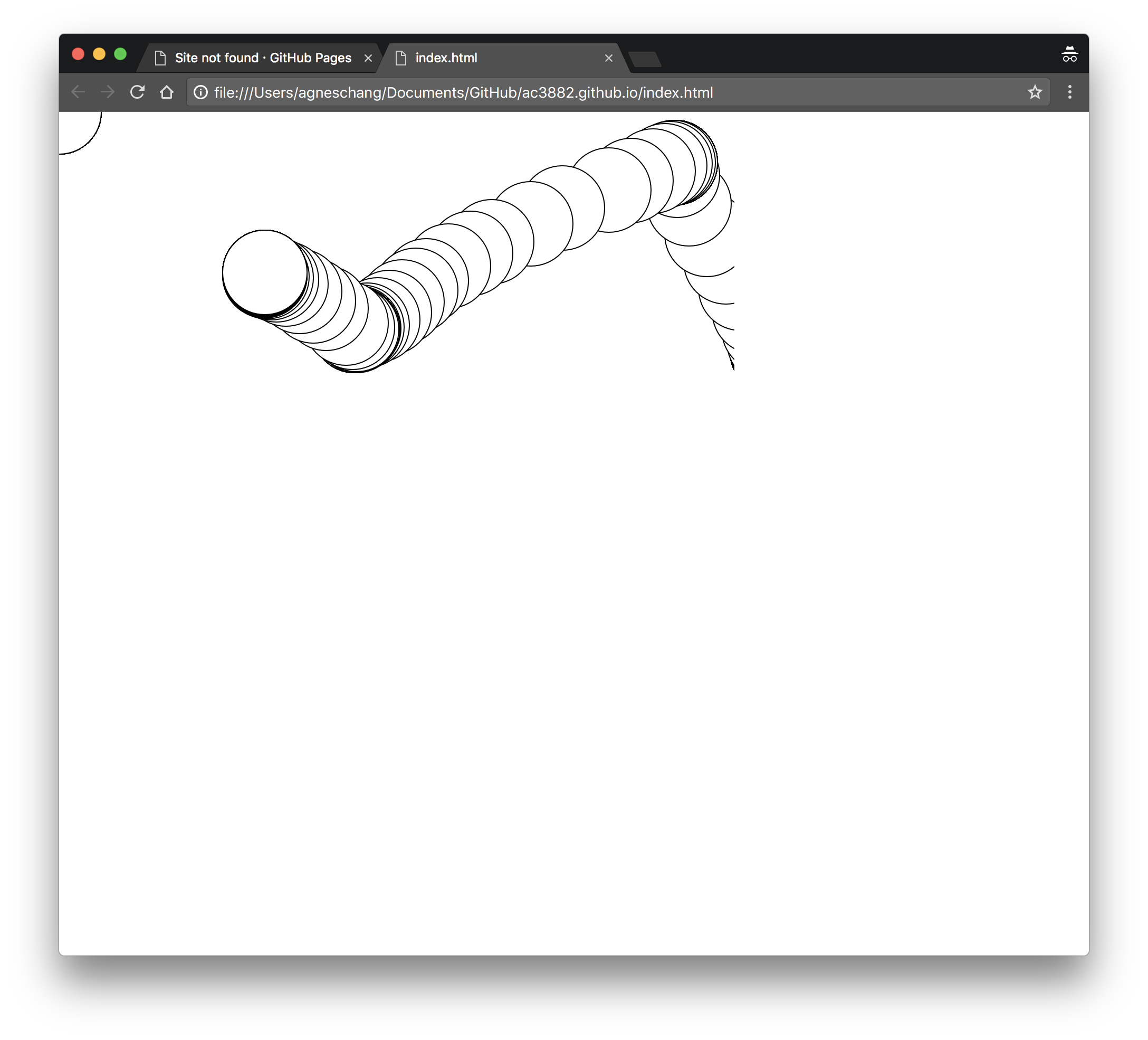 Drawing browser. Gsapp datavis tutorial now