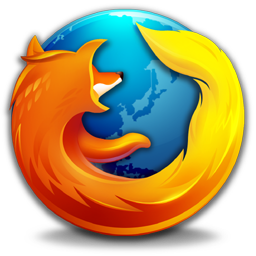 Browser drawing firefox. Popular internet icons