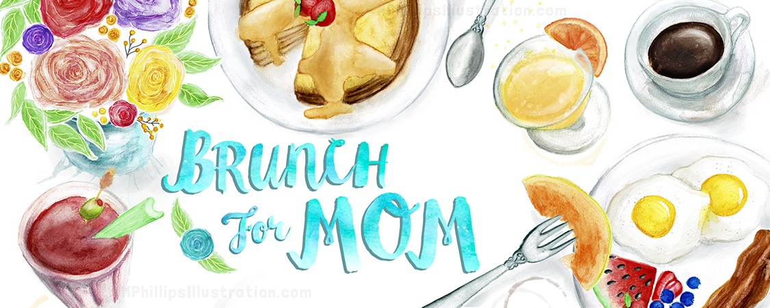Brunch clipart coffee breakfast. For mom michele phillips