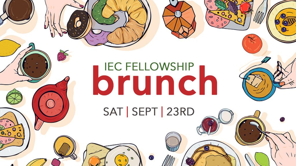Brunch clipart fellowship. Iec islington evangel centre